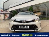Cần bán Camry 2.5Q 2019 ráp Việt Nam giá tốt xe màu trắng ngọc trai giá 1 tỷ 90 tr tại Tp.HCM