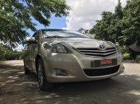 Bán Toyota Vios G đời 2013 lướt 33.800 km, màu nâu, giá chỉ 440 triệu  giá 440 triệu tại Tp.HCM
