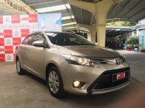 Bán Toyota Vios 1.5G đời 2016, giá cực tốt sau khuyến mãi giá 510 triệu tại Tp.HCM