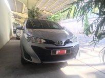Cần bán xe Toyota Vios E số sàn năm 2019, màu bạc, giá còn fix mạnh giá 510 triệu tại Tp.HCM