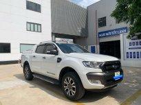 Cần bán xe Ford Ranger đời 2017, màu trắng, nhập khẩu nguyên chiếc giá 680 triệu tại Quảng Ninh