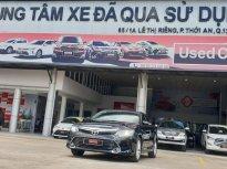Cần bán lại xe Toyota Camry 2.0E đời 2017, màu đen siêu đẹp, giá còn fix đẹp giá 870 triệu tại Tp.HCM