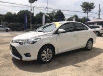 Bán xe Toyota Vios 1.5 E CVT đời 2018, màu trắng - giá thương lượng vài chục giá 510 triệu tại Tp.HCM