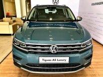 Bán ô tô Tiguan Luxury Topline đời 2019, màu xanh lam, xe nhập giá 1 tỷ 799 tr tại Quảng Ninh
