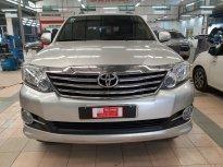 Cần bán lại xe Toyota Fortuner V đời 2016, màu bạc giá cạnh tranh Chạy 68.000km giá 720 triệu tại Tp.HCM