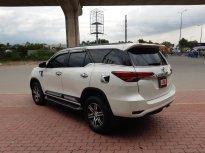 Cần bán lại xe Toyota Fortuner 2.4G đời 2017, màu trắng, nhập khẩu nguyên chiếc giá 880 triệu tại Tp.HCM