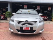 Cần bán gấp Toyota Vios 1.5G đời 2012, màu bạc, giá tốt giá 380 triệu tại Tp.HCM