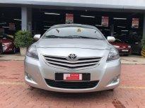Cần bán xe Toyota Vios G đời 2012, màu bạc giá 390 triệu tại Tp.HCM