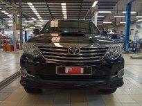Cần bán xe Toyota Fortuner 2.4G sản xuất 2015, màu đen giá 720 triệu tại Tp.HCM