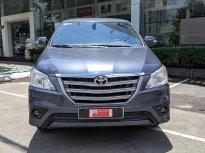 Xe Toyota Innova E năm 2015 màu Ghi xanh Cực Hiếm .Giá còn fix đẹp giá 520 triệu tại Tp.HCM