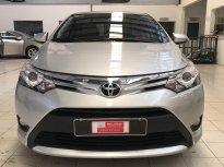 Bán xe Toyota Vios G đời 2017, màu bạc lướt 21.000km siêu đẹp giá 510 triệu tại Tp.HCM