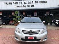 Cần bán Toyota Corolla altis 1.8G đời 2009, màu bạc giá 420 triệu tại Tp.HCM