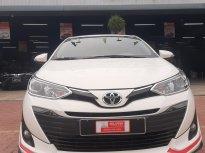 Bán Toyota Vios G đời 2018, màu trắng, 550tr giá 550 triệu tại Tp.HCM