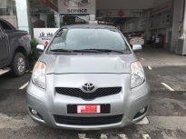 Cần bán lại xe Toyota Yaris 1.3G năm 2010, màu bạc, nhập khẩu chính hãng giá 370 triệu tại Tp.HCM