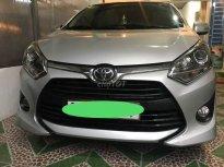 Chính chủ cần bán xe Toyota Wigo 2018 Tự động 1.2G AT màu Bạc giá 339 triệu tại Hà Nội