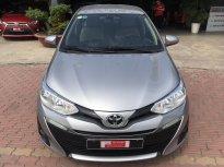 Cần bán lại xe Toyota Vios E MT đời 2019, màu bạc Biển SG Giá Cực MỀm giá 480 triệu tại Tp.HCM