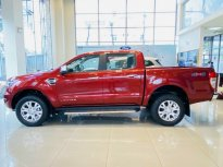 Bán xe Ford Ranger 2020, màu đỏ, nhập khẩu chính hãng giá cạnh tranh giá 799 triệu tại Hà Nội
