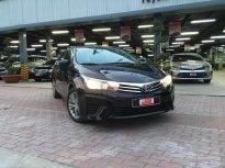 Cần bán lại xe Toyota Corolla altis 1.8G đời 2014, màu đen giá 530 triệu tại Tp.HCM