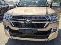 Bán Xe Toyota Landcruiser VX-S 4.6V8 Màu Vàng Cát 2021 mới nhất giá 6 tỷ 850 tr tại Hà Nội