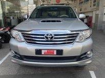 Bán Toyota Fortuner 2.4G đời 2016, màu bạc SIêu Chất Hàng Hiếm Lướt 42000.km giá 790 triệu tại Tp.HCM