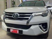 Bán xe Toyota Fortuner 2.7V TRD 2 Cầu đời 2017, màu trắng, nhập khẩu nguyên chiếc giá 960 triệu tại Tp.HCM