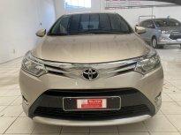 Bán Toyota Vios 1.5E đời 2016, màu nâu, giá thương Lượng giá 420 triệu tại Tp.HCM