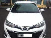 Xe gia đình Toyota Yaris - Màu Trắng - Mới 98% - 7000km giá 655 triệu tại Tp.HCM