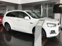 Chính chủ cần bán xe chevrolet captiva màu trắng giá 670 triệu tại Tp.HCM