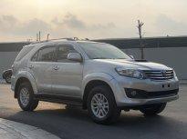 Bán Toyota Fortuner 2.5G 2014, màu bạc, cực đẹp giá 665 triệu tại Hà Nội