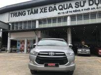 Bán Toyota Innova 2.0G đời 2018, màu bạc Siêu Chất - mới chạy 50.000km - Full Option giá 760 triệu tại Tp.HCM