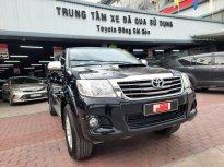 Xe Toyota Hilux E MT sản xuất 2014, màu đen, nhập khẩu nguyên chiếc ,Biển SG - Giá đẹp giá 450 triệu tại Tp.HCM