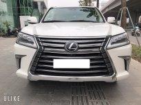 Bán Xe Lexus LX570 Trắng nội thất Kem xe xuất Mỹ sản xuất 2016 đăng ký 2017 giá 6 tỷ 290 tr tại Hà Nội