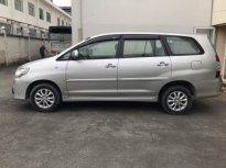 Chính chủ cần bán xe Toyota Innova, màu bạc giá 410 triệu tại Tp.HCM