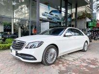Bán Mercedes S450L 2021 bản Limited màu Trắng Siêu lướt 1000km rẻ hơn mua mới tới 600tr giá 4 tỷ 199 tr tại Hà Nội