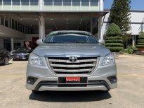 Cần bán Toyota Innova 2.0E đời 2016, màu bạc odo 113.000km - giá tốt giá 560 triệu tại Tp.HCM