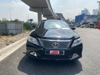 Cần bán xe Toyota Camry 2.5Q đời 2012, màu đen, giá chỉ 720 triệu giá 720 triệu tại Tp.HCM