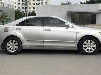 Cần bán Toyota Camry 2.4G màu bạc model 2008 giá 488 triệu tại Tp.HCM