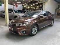 Bán xe Toyota Corolla altis 1.8G sản xuất 2016, màu nâu giá 650 triệu tại Tp.HCM