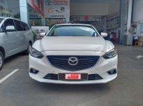 Cần bán Mazda 6 đời 2015, màu trắng ,Biển Sg - mới chạy 67.000km - giá tốt giá 640 triệu tại Tp.HCM