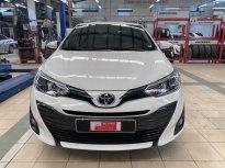 Cần bán gấp Toyota Vios 1.5G đời 2018, màu trắng giá Khuyến Mãi giá 550 triệu tại Tp.HCM