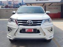 Cần bán gấp Toyota Fortuner 2.7V đời 2017, màu trắng, nhập khẩu, giá tốt giá 940 triệu tại Tp.HCM
