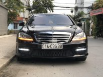 Xe chủ tịch đi 1 chủ đến giờ Mercedes S600 nhập ĐỨC Đăng Ký 2009 giá 1 tỷ 393 tr tại Tp.HCM