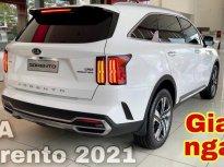 KIA Sorento 2021 Signature 2.2D Màu Trắng Giao Liền. Đưa trước 440 Triệu nhận xe tại KIA Gò Vấp giá 1 tỷ 329 tr tại Tp.HCM