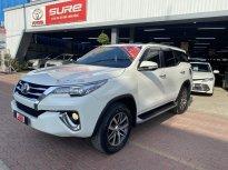 Cần bán xe Toyota Fortuner 2.7V TRD 2 Cầu đời 2017, màu trắng, xe nhập Indo - odo 54.000km giá 970 triệu tại Tp.HCM