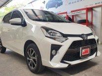 Cần bán lại xe Toyota Wigo 1.2AT đời 2020, màu trắng giá cạnh tranh giá 420 triệu tại Tp.HCM