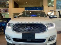 Bán Ford Everest Everest Titanium 4*2 2021, màu đen, nhập khẩu chính hãng giá 1 tỷ 111 tr tại Hà Nội
