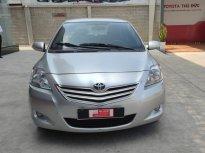 Bán xe Toyota Vios 1.5G đời 2012, màu bạc ,Biển Sg chạy quanh nhà 34.000km - xe đẹp giá tốt giao ngay giá 400 triệu tại Tp.HCM