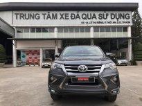 Cần bán gấp Toyota Fortuner 2.4G đời 2017, màu xám, nhập khẩu giá 890 triệu tại Tp.HCM