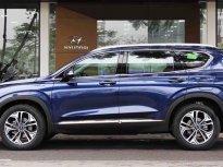 Hyundai Santa FE AT Xăng - Dầu Cao cấp 2021 giảm giá sập sàn giá 320 triệu tại Tp.HCM