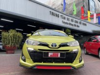Cần bán xe Toyota Yaris 1.5G đời 2019, màu vàng , biển SG - chuẩn 19.000km - giá còn Fix giá 680 triệu tại Tp.HCM